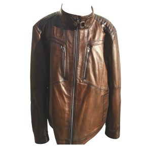 Biker-Brown-on
