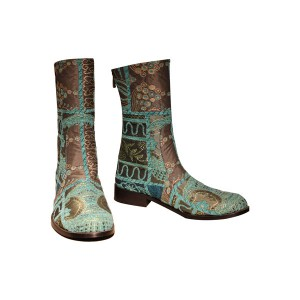 Mid-Calf-Turquoise
